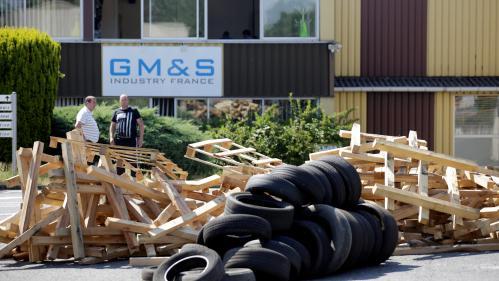L'entreprise GM&S est placée en liquidation judiciaire avec poursuite d'activité, le tribunal se prononcera sur l'offre de reprise le 19 juillet