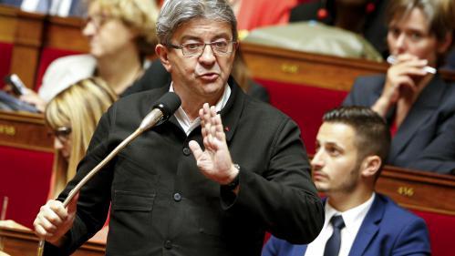 """DIRECT. Congrès de Versailles : """"Nous n'irons pas"""", annonce Jean-Luc Mélenchon, président du groupe parlementaire de La France insoumise"""