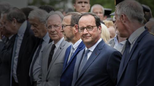 François Hollande, la vie d'après