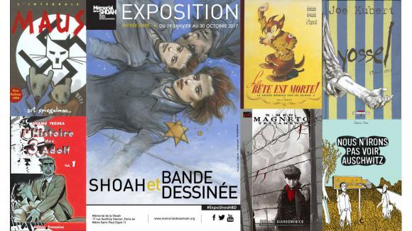 TEMOIGNAGES OU FICTIONS : LA SHOAH EN BD