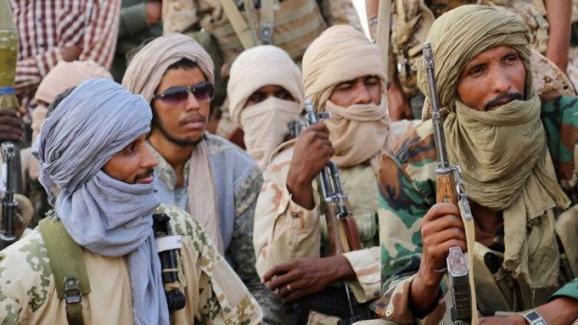 Les touareg du Mali
