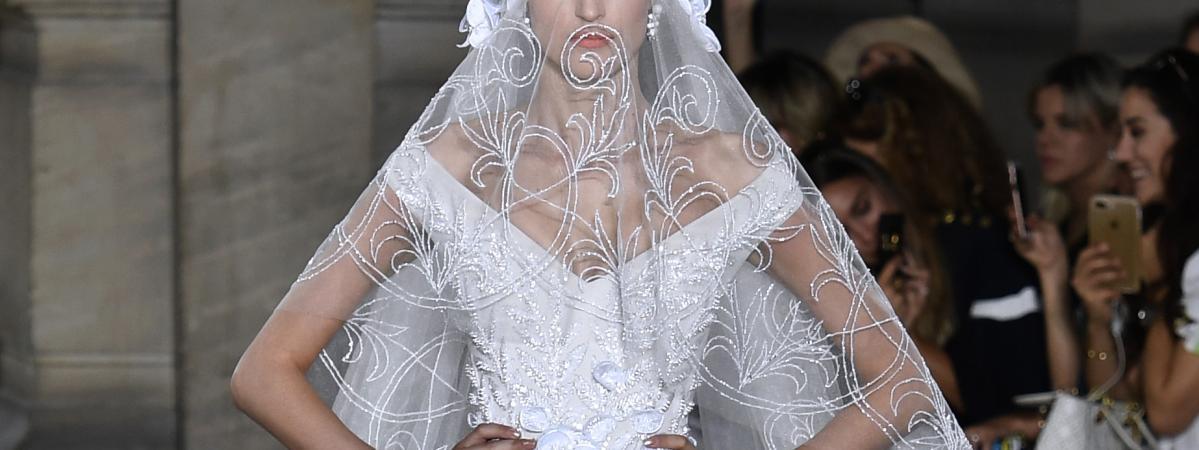 La Robe De Mariee Incontournable En Haute Couture La