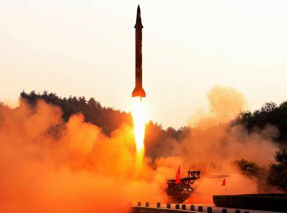 Quatre questions sur les missiles balistiques intercontinentaux ...