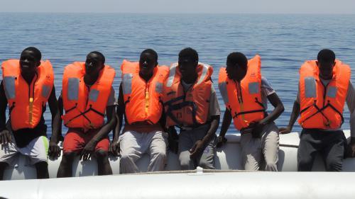 Migrants : l'Italie refuse à nouveau le bateau d'une ONG