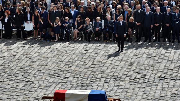Simone Veil reposera au Panthéon — France