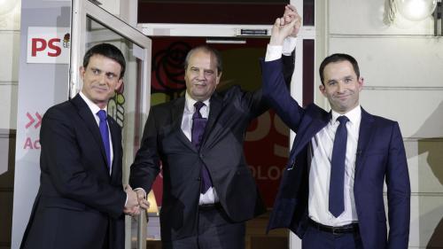 Après la débâcle, le Parti socialiste se cherche un nouveau patron