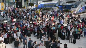 Départs en vacances : hausse du trafic SNCF prévue ce week-end