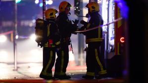 Marseille : entrainement des pompiers pour une coordination parfaite en cas d'incendie
