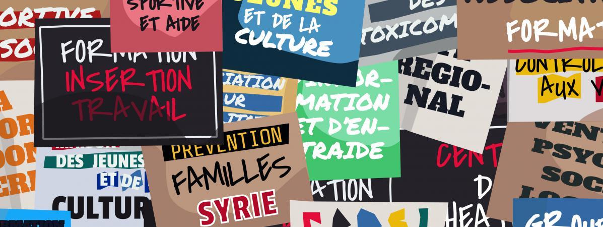 Depuis 2015, une centaine de structures sont financées pour lutter contre la radicalisation en France.