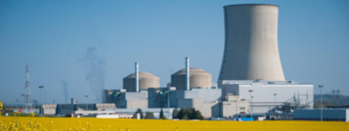 Nucléaire : quatre questions sur la fermeture de 17 réacteurs évoquée par Nicolas Hulot