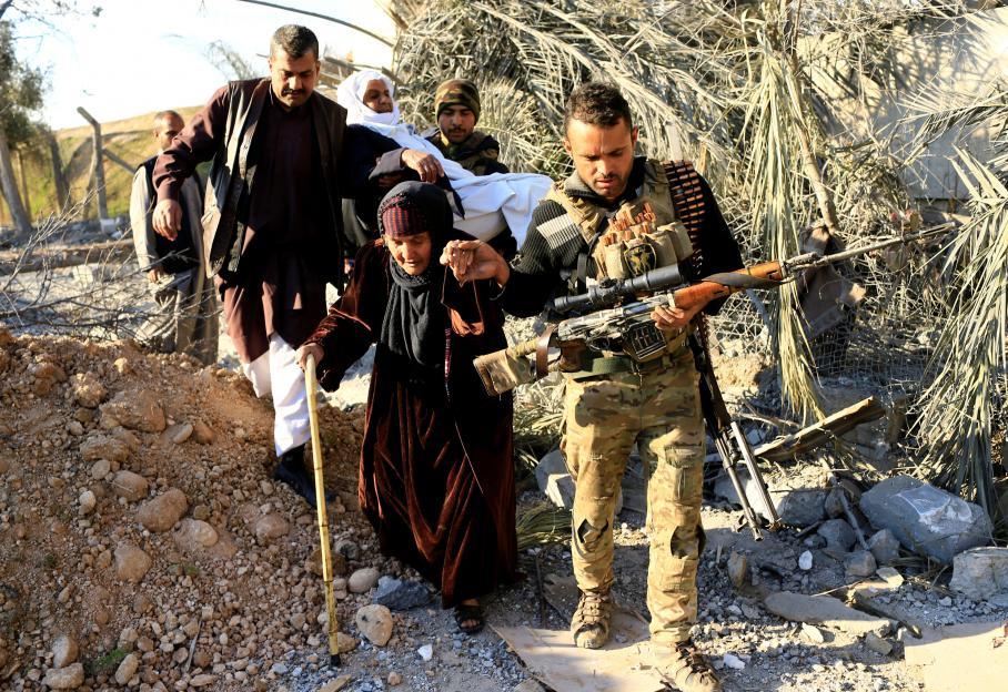 EN IMAGES. Irak : la ville de Mossoul libérée après neuf mois de combat face à l'EI