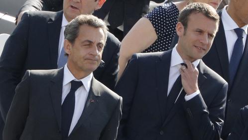 """Sarkozy, Hollande, Macron... Les débuts de quinquennat sont-ils """"tueurs"""" pour les présidents ?"""