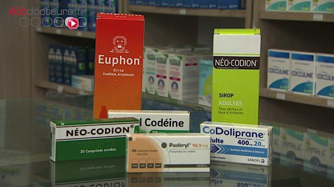 Les médicaments à la codéine désormais interdits à la