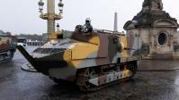 Défilé du 14-Juillet : embarquez dans le premier char d'assaut de l'armée française