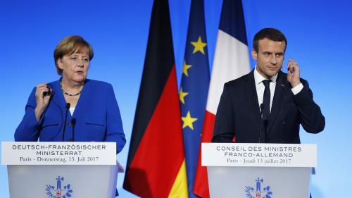 France/Allemagne : le match des dirigeants