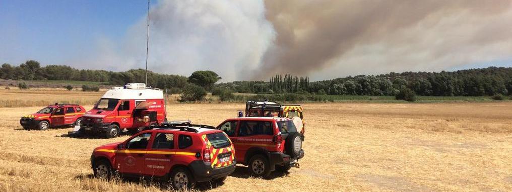 Incendie dans les bouches du rh ne le feu est stabilis for Info regionale bouche du rhone