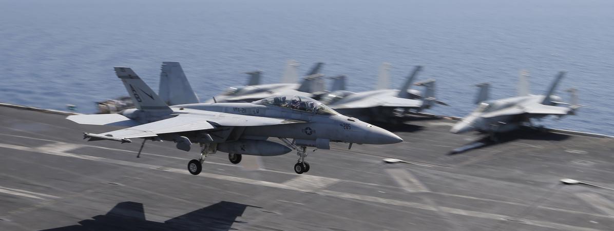Les am ricains affirment avoir tu le nouveau chef de l 39 etat islamique en afghanistan - Nouveau porte avion americain ...
