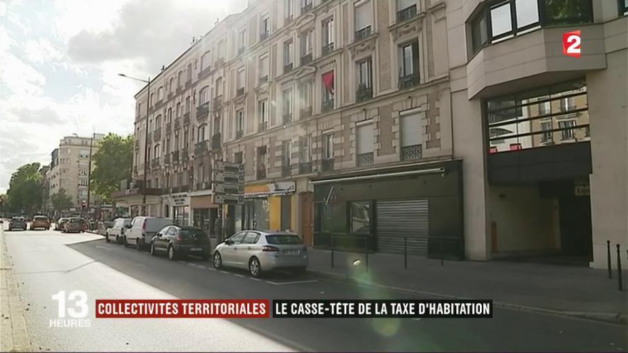 Territoires La Taxe D 39 Habitation En Chantier