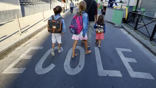 École : la semaine de quatre jours de retour