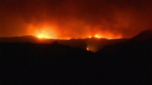 Incendies : une année noire pour le Portugal