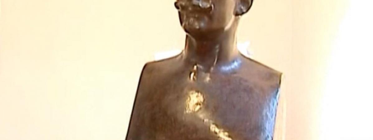 53d49204178 Cinq nouvelles sculptures de Rodin entrent au musée du Berry