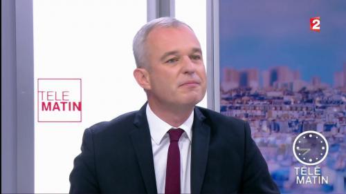 Les 4 Vérités - Malgré l'échec de LREM aux sénatoriales, François de Rugy croit possible de réformer la Constitution