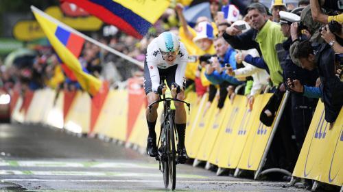 VIDEO. Tour de France : apprenez à maîtriser le contre-la-montre comme Chris Froome