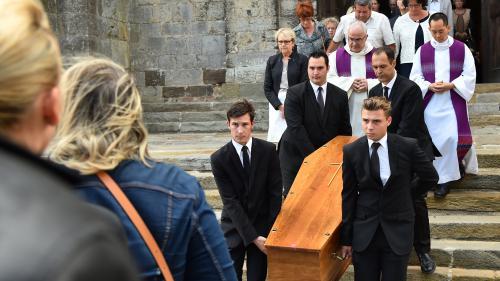 Le Mans : les obsèques du juge Lambert