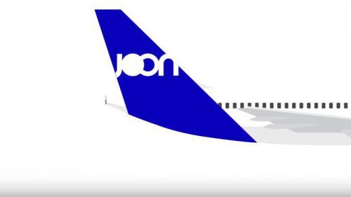 Cinq questions sur Joon, la nouvelle compagnie à coûts réduits d'Air France