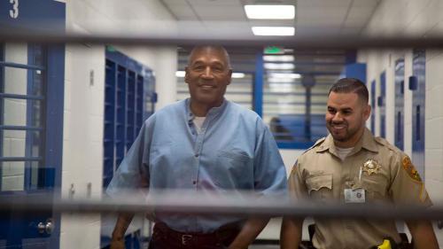 O.J. Simpson obtient sa remise en liberté après 9 ans de prison