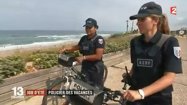 Landes de jeunes policiers en surveillance pendant les vacances - Surveillance de maison pendant les vacances ...