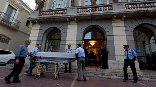 """Exhumation du corps de Dali : """"C'était comme un miracle quand est apparue sa moustache"""""""