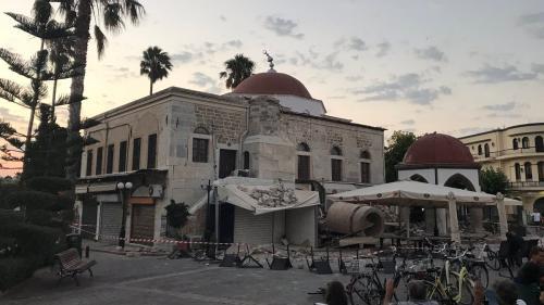 Grèce : au moins deux morts et plus d'une centaine de blessés dans un séisme qui a frappé l'île de Kos