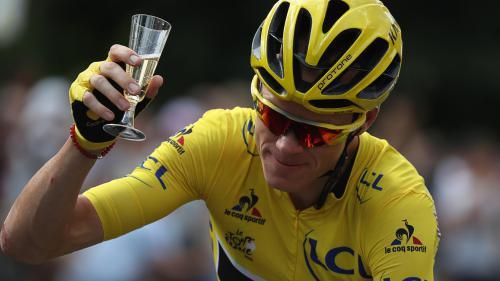 Tour de France : quand les coureurs roulaient à l'alcool