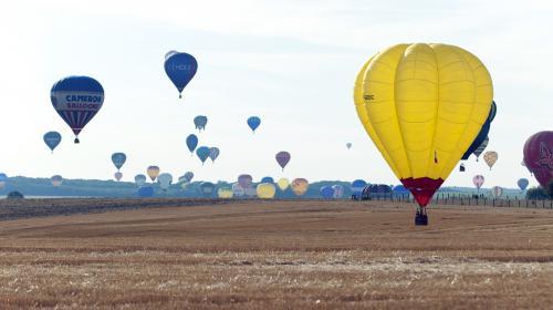 """Mondial Air Ballons : un rassemblement du """"plaisir"""" et de """"la fraternité"""""""