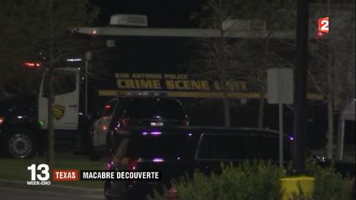 États-Unis : huit morts trouvés dans un camion