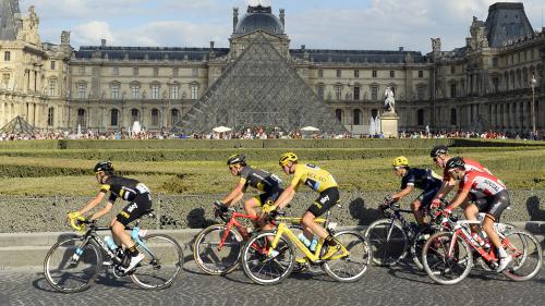 DIRECT. Tour de France 2017 : regardez la dernière étape entre Montgeron et Paris avec francetvsport