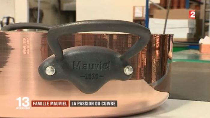Famille Mauviel : la passion du cuivre
