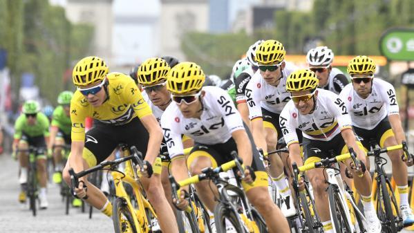 Tour de France : clap de fin en apothéose sur les Champs-Élysées