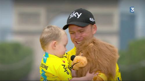 DIRECT. Tour de France : Christopher Froome remporte sa quatrième Grande Boucle