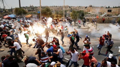 La crise de l'esplanade des Mosquées à Jérusalem inquiète la communauté internationale