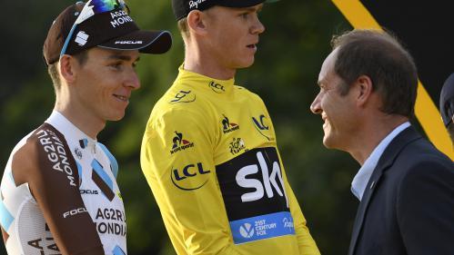 """Tour de France : Romain Bardet a confirmé """"qu'il est parmi le gotha du cyclisme mondial"""""""