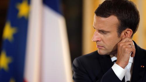 Libye : Macron pousse les deux chefs de factions rivales à rebâtir un Etat