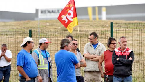 DIRECT. GM&S : les salariés votent le blocage d'un site de Renault