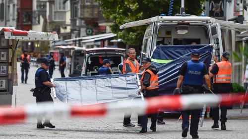 Suisse : cinq personnes blessées par un homme armé d'une tronçonneuse