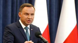 VIDEO. Pologne : le président oppose son veto aux lois contestées sur la réforme judiciaire