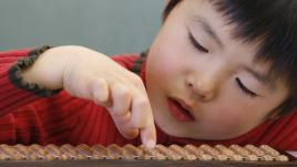 VIDEO. Chine : des petits prodiges du calcul mental s'affrontent lors d'un tournoi mondial