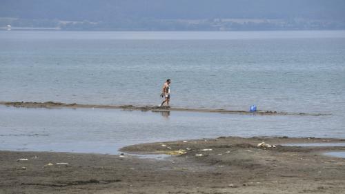 VIDEO. Italie : l'une des pires sécheresses de l'histoire provoque une pénurie d'eau à Rome