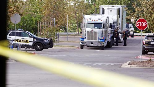 Un Américain inculpé après la mort de clandestins dans son camion au Texas