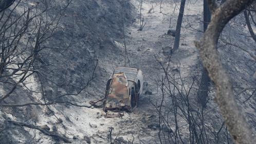 """Incendies : """"On a vraiment échappé au pire"""", affirme le maire de Carros"""